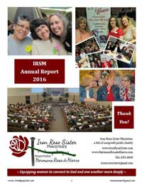 annual report cover pg